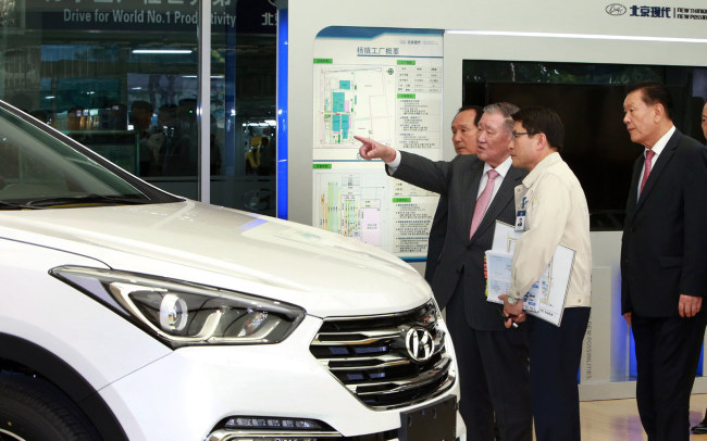 Hyundai's China Woes Continue as Plant Shut Again on Vendor Row""