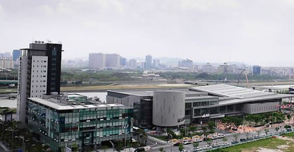 The Daejeon Convention Center in the namesake city, 164 km south of Seoul (Yonhap)