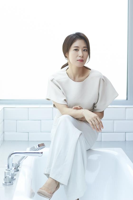 Actress Moon So-ri (C-Jes Entertainment)