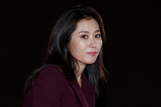Actress Moon So-ri (Yonhap)