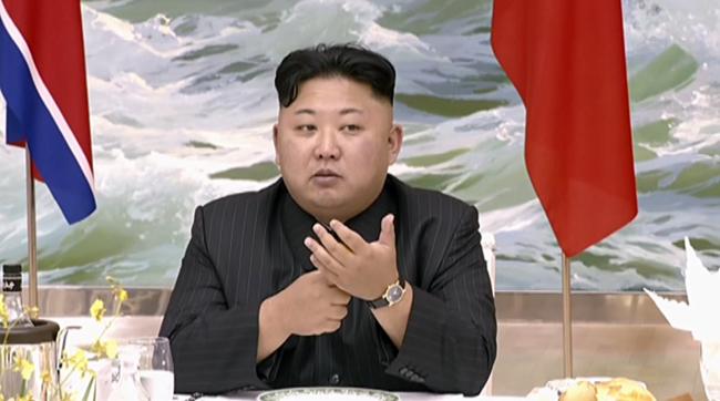 Kim Jong-un (Yonhap)