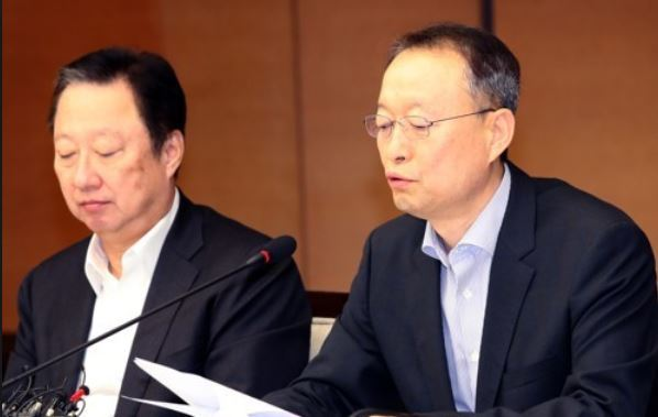 Industry Minister Paik Un-gyu (Yonhap)