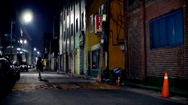 "A still from Gina Kim's VR documentary film ""Bloodless"" (Gina Kim)"