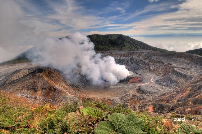 Costa Rica's natural landscape (PUCCI)