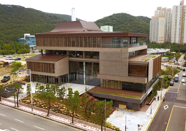 The ASEAN Culture House in Busan (Korea Foundation)