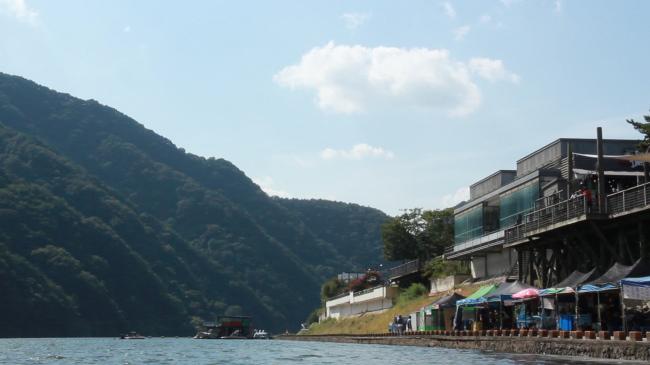 Geumgang Service Area (Lim Jeong-yeo/The Korea Herald)