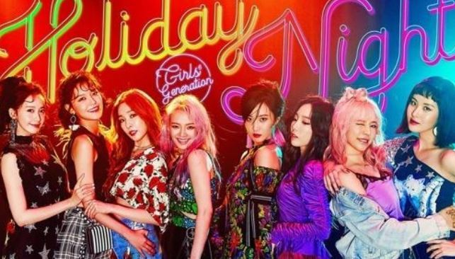This photo released by S.M. Entertainment shows Girls` Generation. (Yonhap)