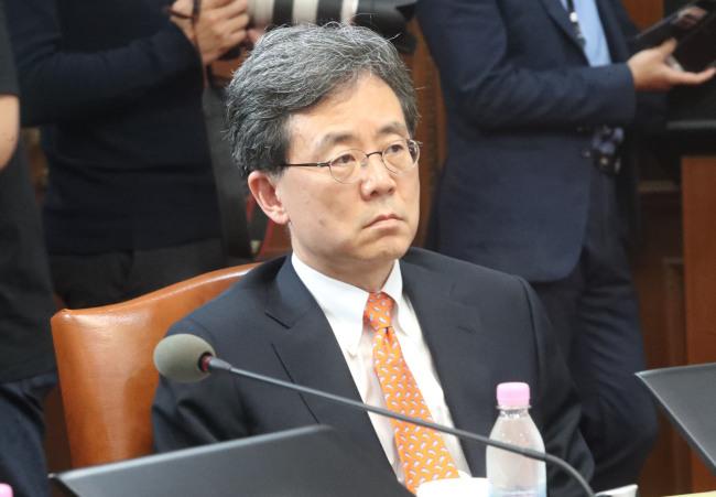 Korea's trade minister Kim Hyun-chong (Yonhap)