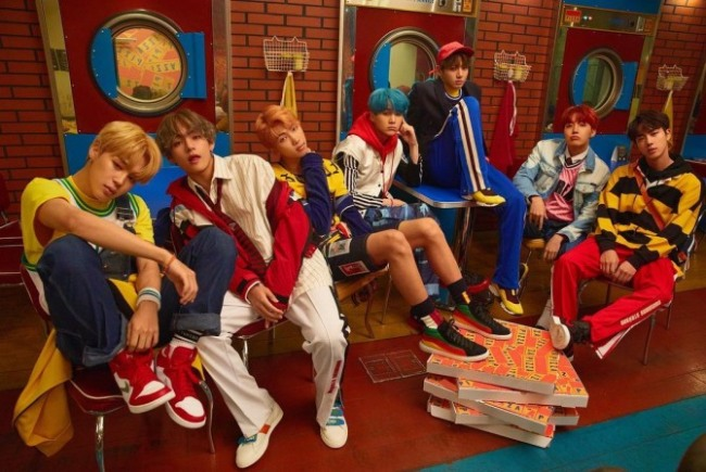 BTS (Big Hit Entertainment)