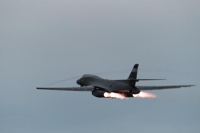 B-1B Lancer (Yonhap)
