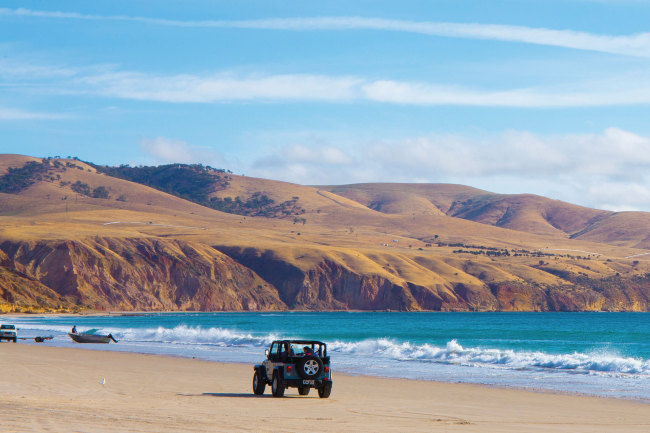 Sellicks Beach, South Australia (The Government of South Australia)