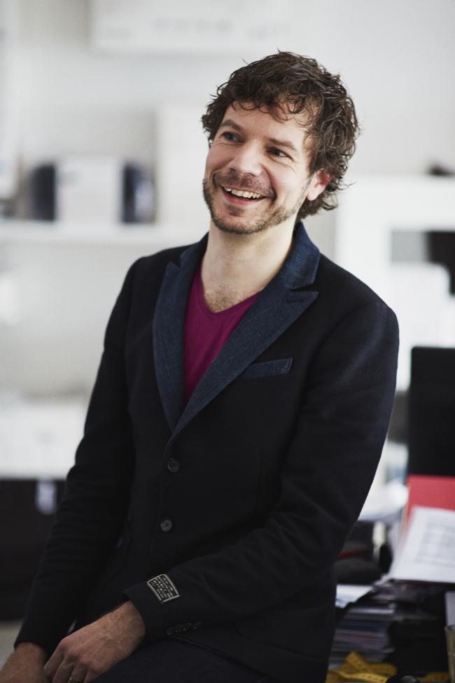 Aernout Dijkstra-Hellinga (Herald Design Forum)