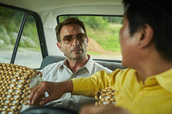 """A Taxi Driver"" (Showbox)"