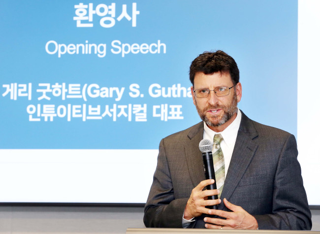Intuitive Surgical CEO Gary S. Guthart (Intuitive Surgical Korea)