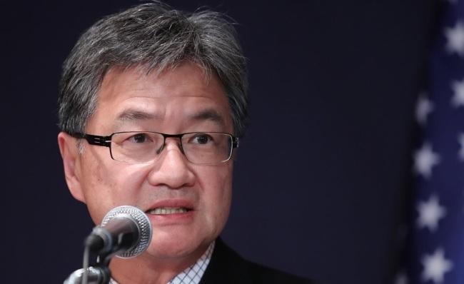 US Special Representative for North Korea Policy Joseph Yun (Yonhap)