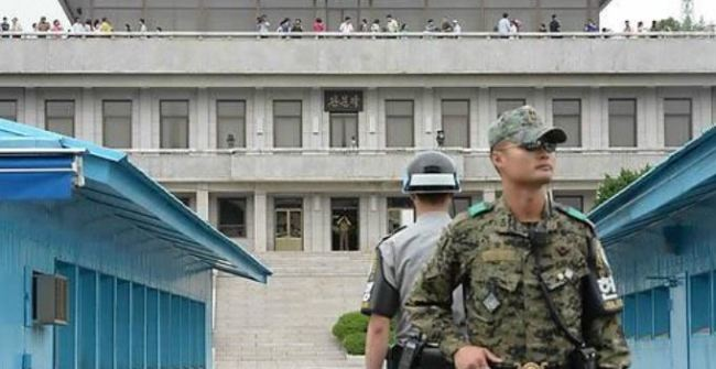 N. Korean soldier used car to defect to S. Korea: UNC