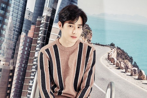 Suho of EXO (S.M. Entertainment)
