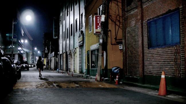 """A still from """"Bloodless"""" (Cyan Films)"""