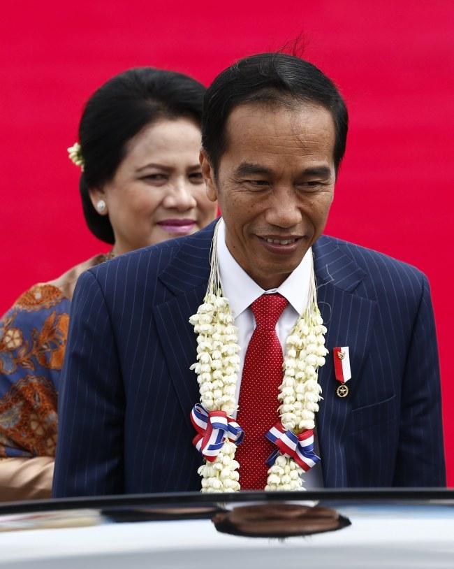 """Indonesian President Joko """"Jokowi"""" Widodo (EPA)"""