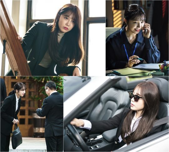 "Jung Eun-ji stars in ""Untouchable."" (JTBC)"