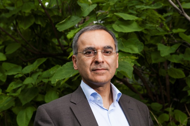 Pavan Sukhdev, the new president of the board for the World Wide Fund for Nature (WWF)