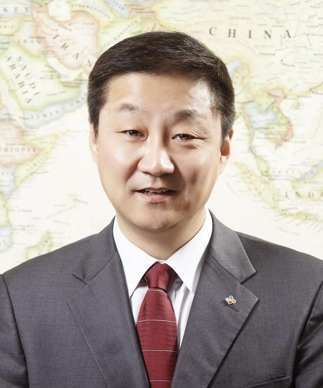 Shin Hyun-jae, President of CJ CheilJedang (CJ)