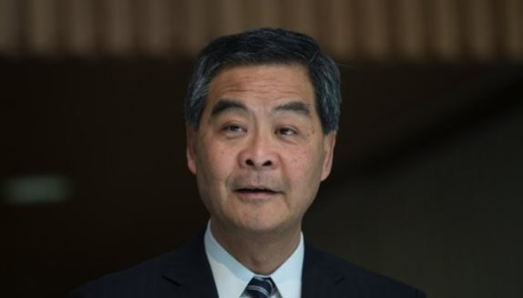 Leung Chun-ying, vice chairman of the National Committee of the Chinese People`s Political Consultative Conference, a political advisory body in China, is set to arrive in South Korea on Tuesday for a four-day visit. (EPA-Yonhap)