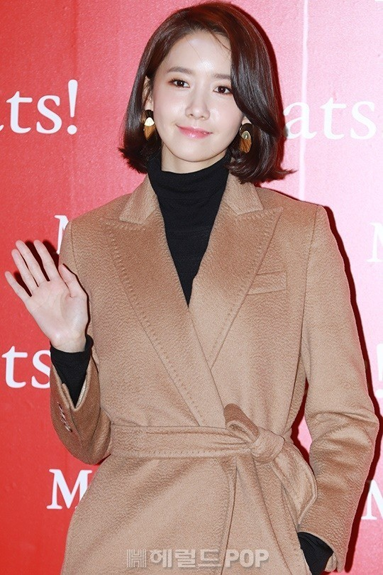 Yoona of Girls' Generation (Herald DB)