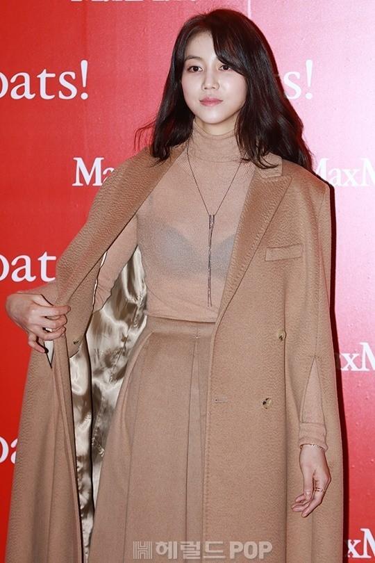 Actress Kim Ock-bin (Herald DB)