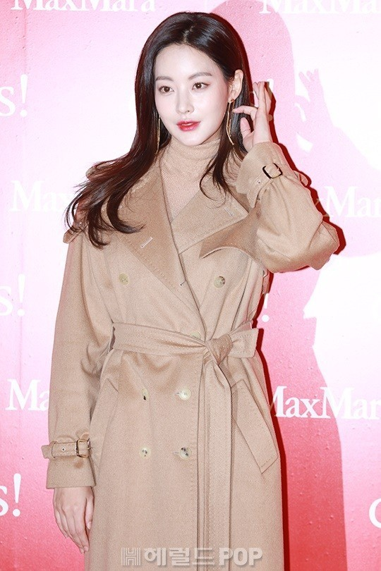 Actress Oh Yeon-seo (Herald DB)