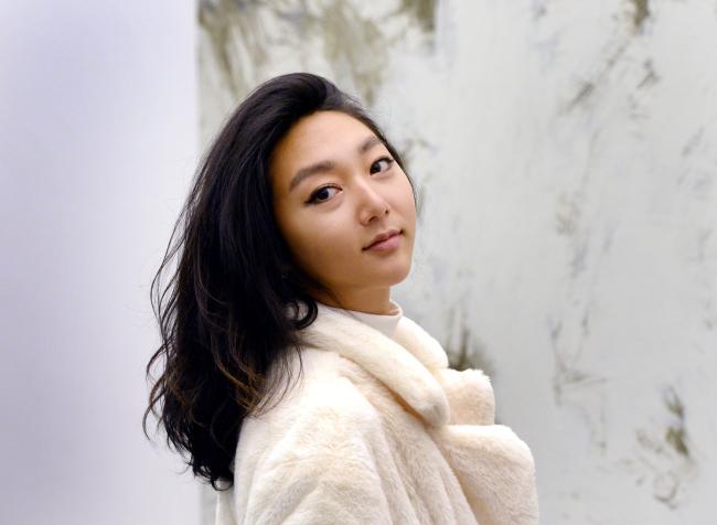 Clara C poses during a recent interview with The Korea Herald in Seoul (Park Hyun-koo / Korea Herald)