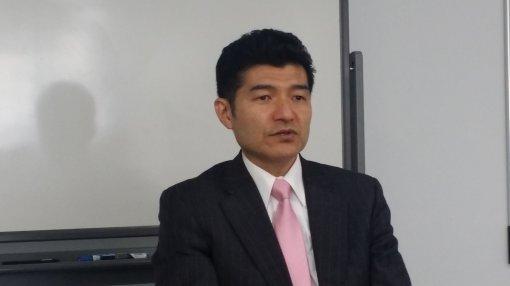 Narushige Michishita, a professor at the National Graduate Institute for Policy Studies in Japan. Yeo Jun-suk/The Korea Herald