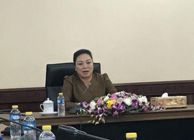 Laos voices concern over NK missile test, urges Pyongyang to abandon missile, nuke programs