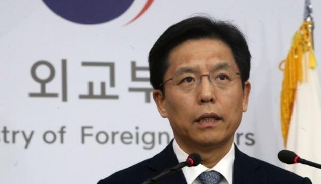 Noh Kyu-duk, spokesman at South Korea`s foreign ministry. (Yonhap)