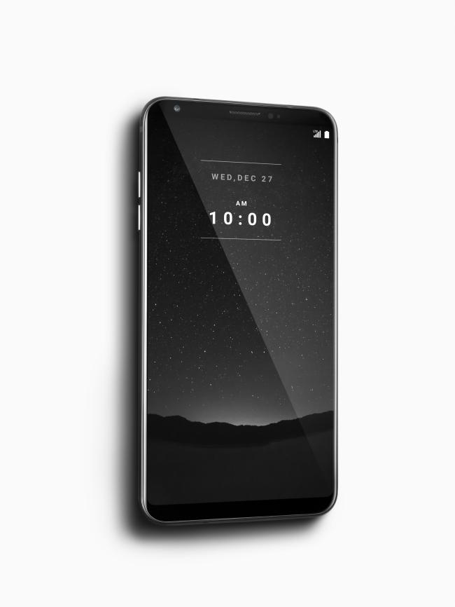 The LG Signature Edition smartphone (LG)