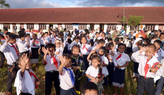 [Eye Plus] Bridging Korea, Laos