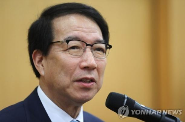 Former Prime Minister Chung Un-chan (Yonhap)