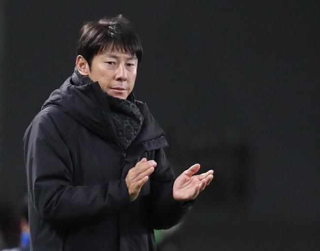 Shin Tae-yong (Yonhap(