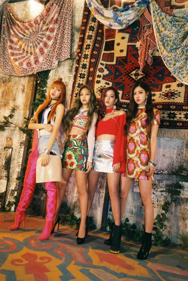 Black Pink (YG Entertainment)