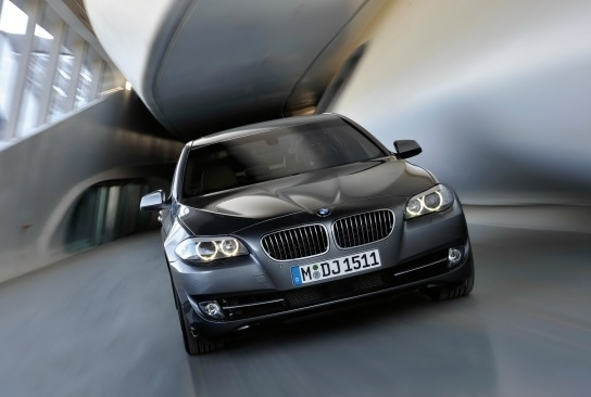 BMW 520d (BMW Korea)