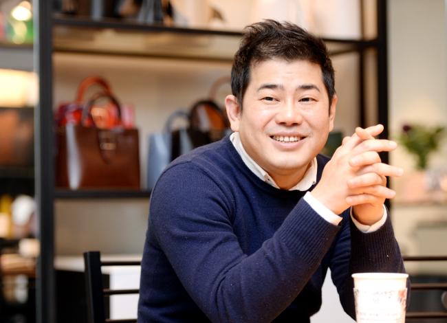 Alice Martha head executive Kwak Chang-hun (Park Hyun-koo/The Korea Herald)