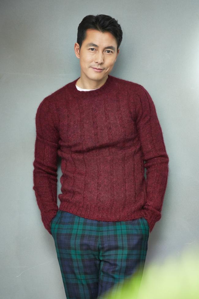 Jung Woo-sung (NEW)