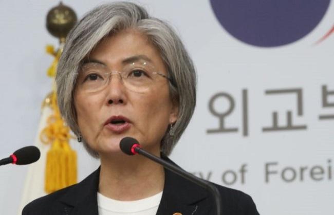 Foreign Minister Kang Kyung-hwa (Yonhap)