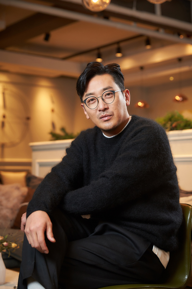 Ha Jung-woo (CJ Entertainment)