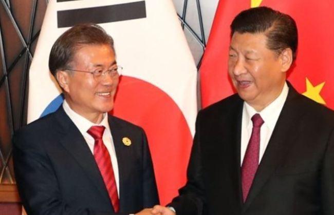N. Korea condemns Moon's trip to China