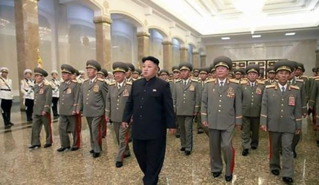 No reports on NK leader's visit to mausoleum on anniversary of his father's death