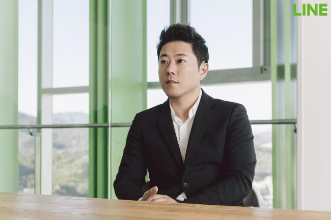 Line Pay CEO Ko Young-su (Line)