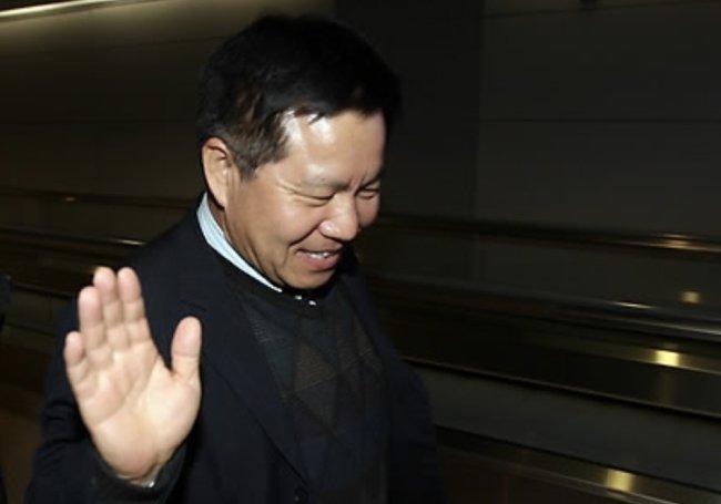 Former Los Angeles Consul General Kim Jae-soo. Yonhap