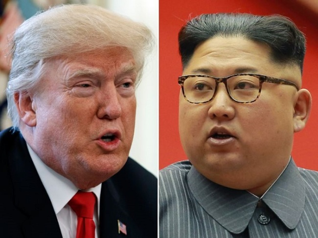 Hawaii lawmaker urges Trump to speak directly with NK leader