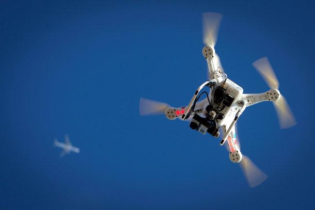 Drone(Yonhap)